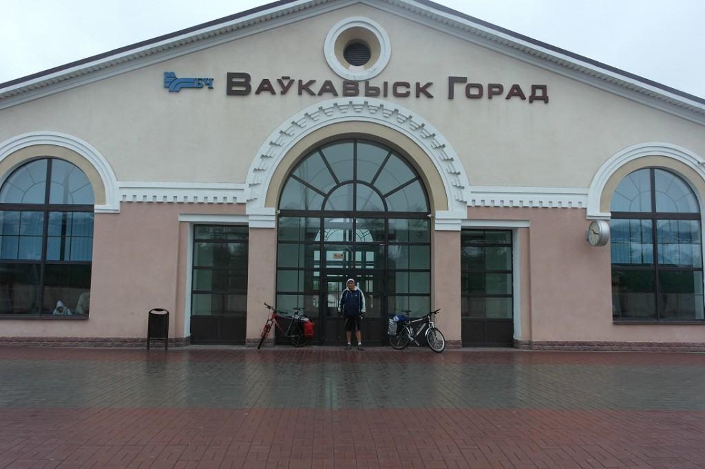 Dworzec w Vawkavysk?u