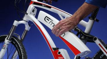 rower z silnikiem elektryczny