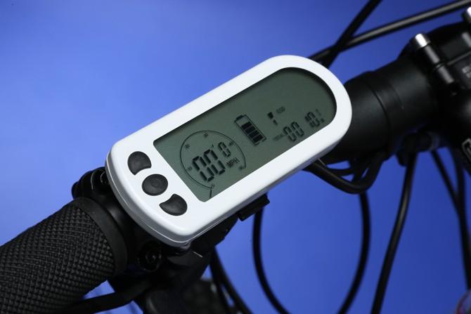 rower z silnikiem elektryczym