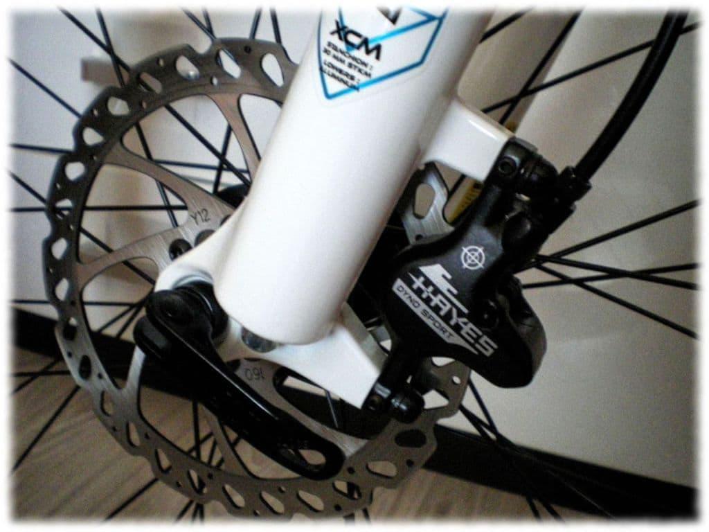 hamulce rowerowe hydrauliczne