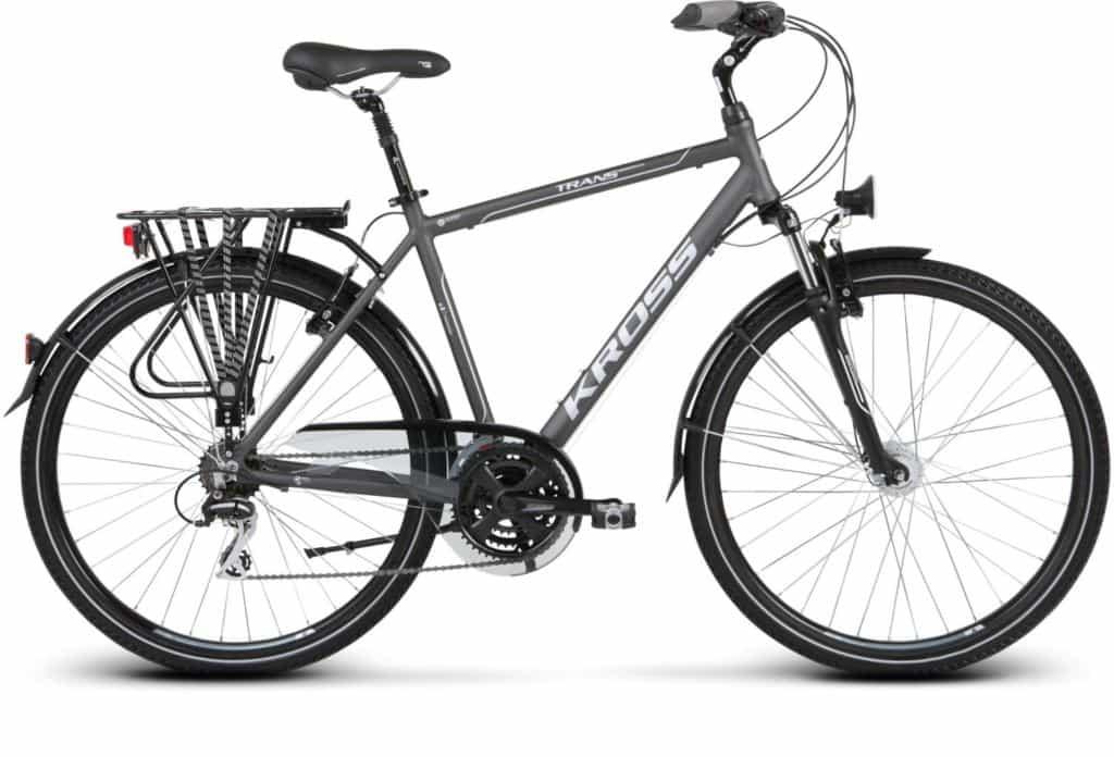 rower turystyczny kross trans syberian