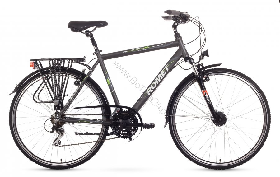 rower turystyczny wagant 2.0 romet