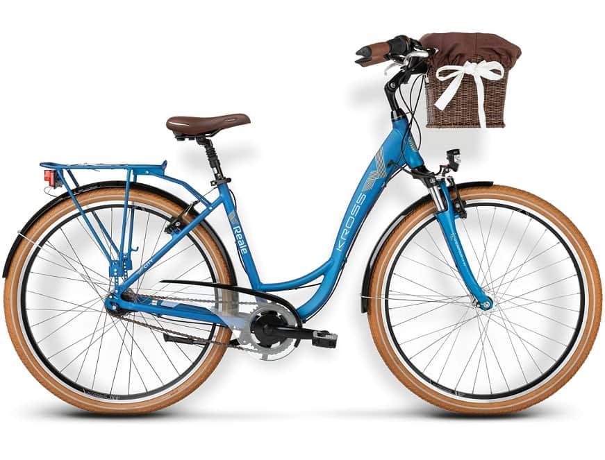 dobry rower miejski kross reale do 2000
