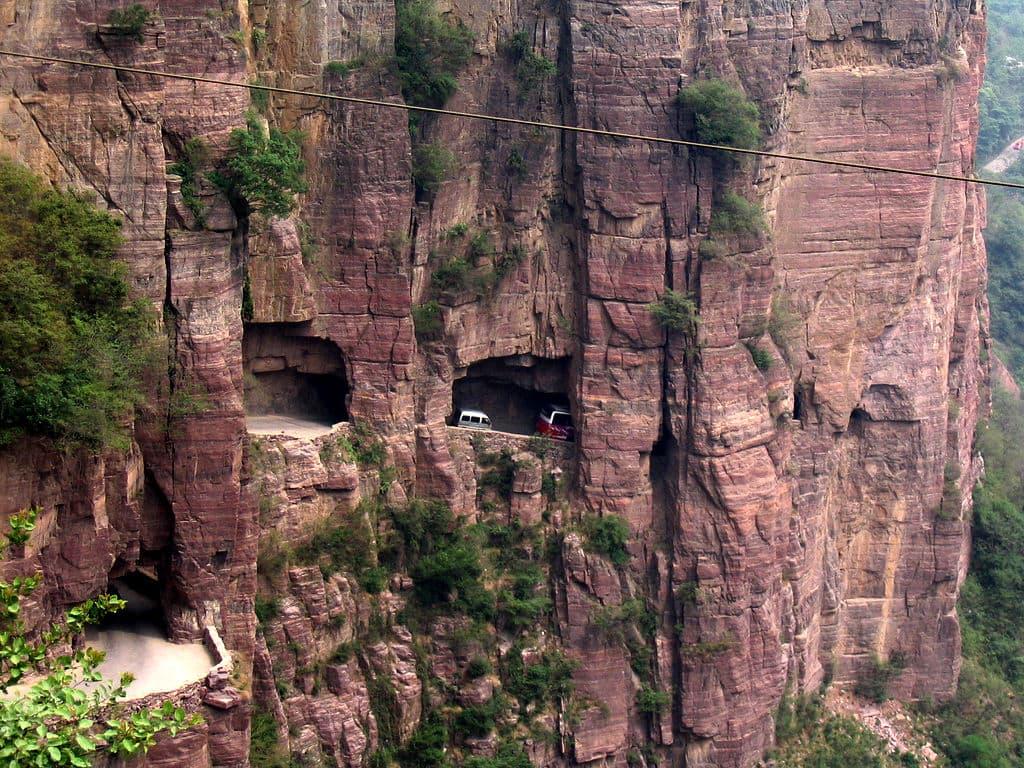 guoliang-tunnel-china