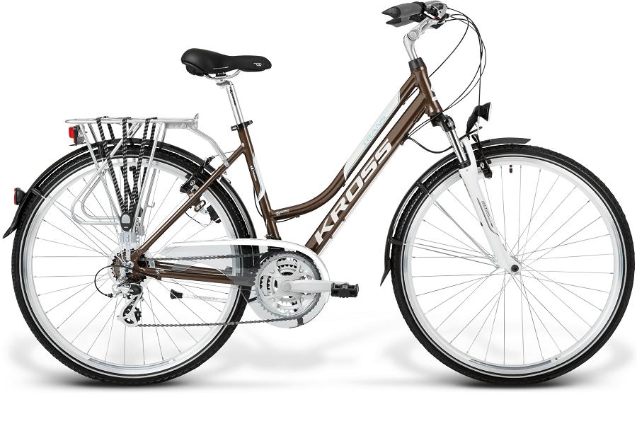 rower trekkingowy damski kross