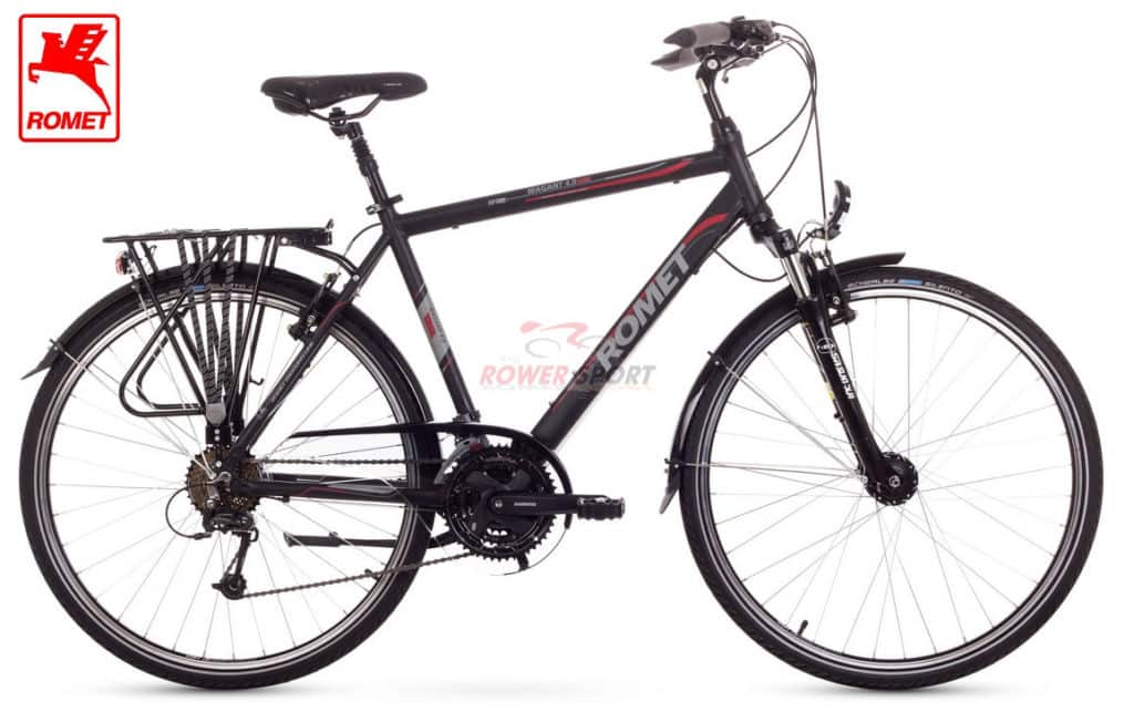 rower trekkingowy do 2000 romet wagant