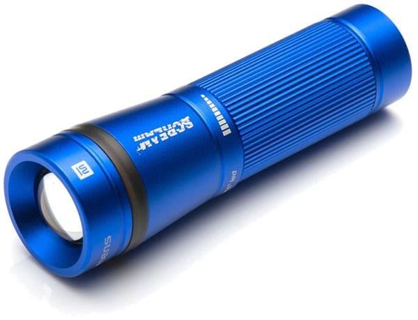 oświetlenie rowerowe mactronic scream - przednia lampka