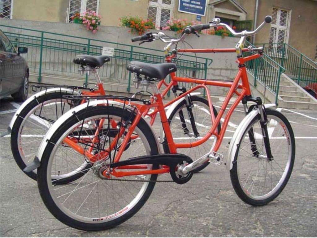 rower podwojny