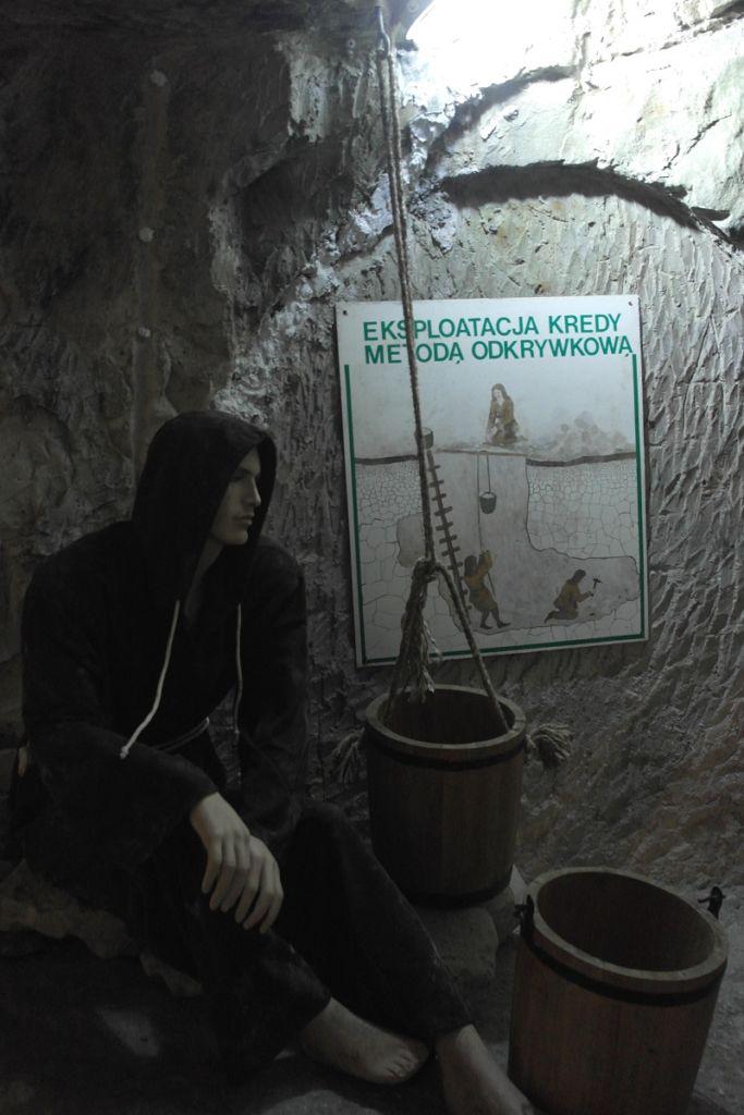 kopalnia kredy w Chelmie